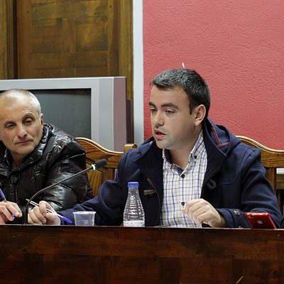 El PSOE tiende la mano para trabajar y conseguir la segunda fase de restauración de las murallas de Cuéllar