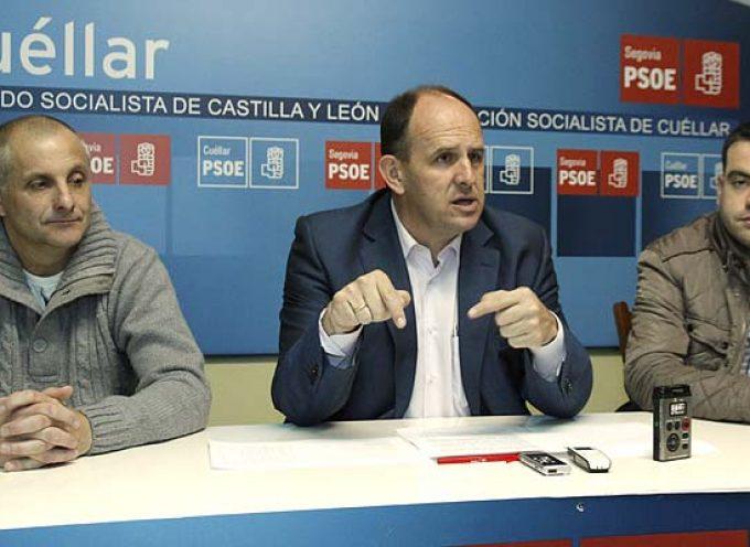El PSOE presenta enmiendas para la comarca de Cuéllar a los presupuestos regionales por 3,6 millones de euros