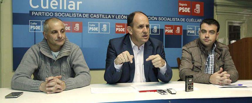 El PSOE celebra mañana en Cuéllar su primera Comisión Ejecutiva fuera de la sede del partido