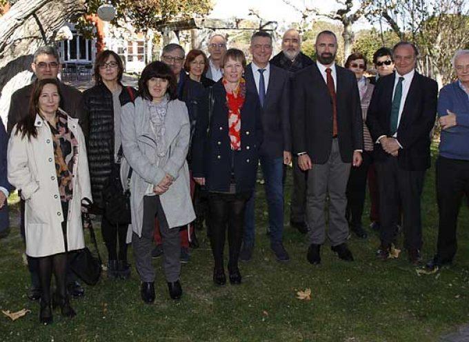 AQCyL entrega en Cuéllar la séptima edición de su premio al director general de Gadea Grupo Farmaceútico