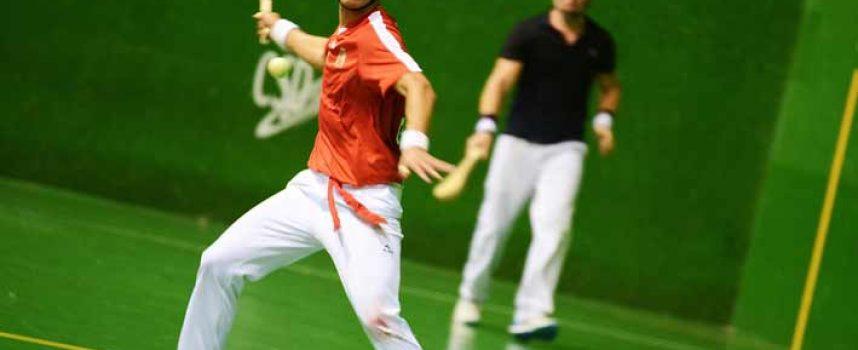 Carlos Baeza, medalla de bronce en la Copa del Mundo de Pelota en Pala Corta