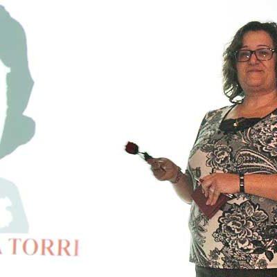Mª Carmen Gómez presentará en diciembre su biografía de Alfonsa de la Torre