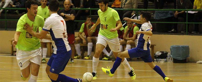 El FS Cuéllar vuelve a la competición visitando al Atlético Benavente