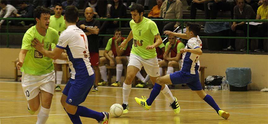 El FS Cuéllar inicia los entrenamientos con miras al inicio de liga el 15 de septiembre