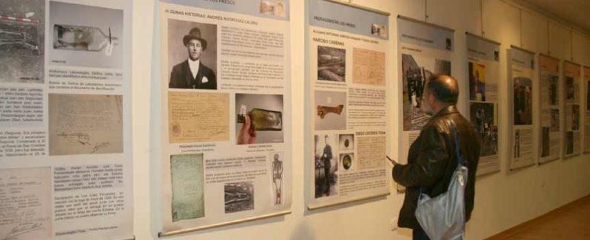 Dos documentales y una mesa redonda acompañan a la exposición `Que aflore lo enterrado´