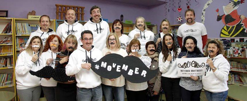 Los Moteachers y Mokids del colegio San Gil cierran un mes dedicado a impulsar la salud masculina