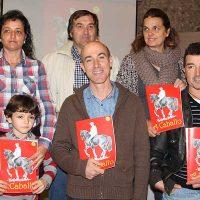 A Caballo recoge en su revista las actividades realizadas desde su creación en 2014