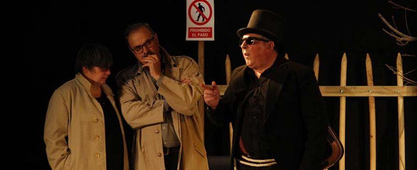 Bambalinas teatro puso en escena `Des-esperando´
