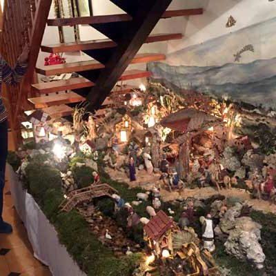 Concurso de Belenes Populares y música coral entre las propuestas navideñas en Fuenterrebollo