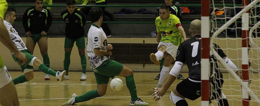 El FS Cuéllar busca la permanencia ante el Albense