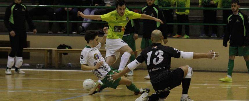 El FS Cuéllar sella su permanencia en 2ª B tras vencer al Albense