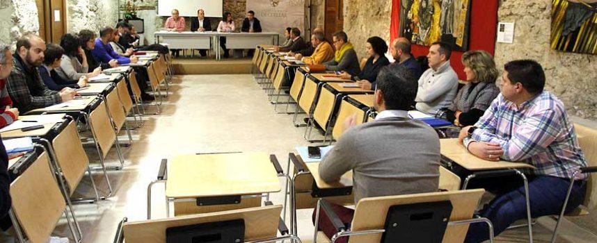 La Comisión Ejecutiva del PSOE puso en marcha la mesa del agua y un grupo de memoria histórica en su reunión en Cuéllar