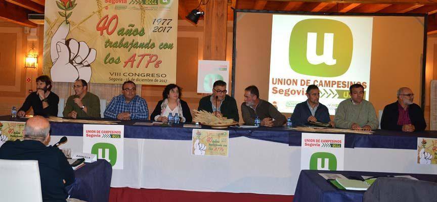 UCCL Segovia muestra su apoyo a las manifestaciones por unas pensiones dignas