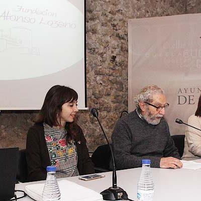 La Fundación Alonso Lozano atiende las necesidades de 79 escolares de Cuéllar con sus programas educativos