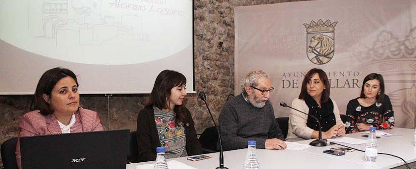 La Fundación Alonso Lozano centra su trabajo en las necesidades escolares de los niños