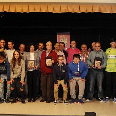 El deporte comarcal vio reconocido su esfuerzo y logros en los `Premios al Deporte 2017´