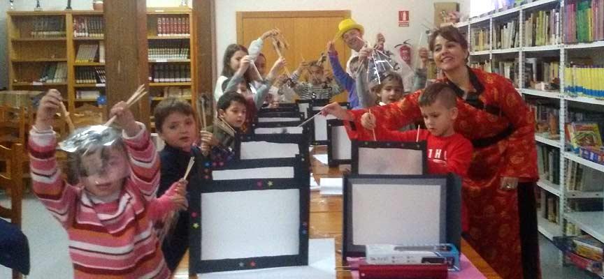 Participantes en uno de los talleres de las Jornadas Literarias del pasado año.
