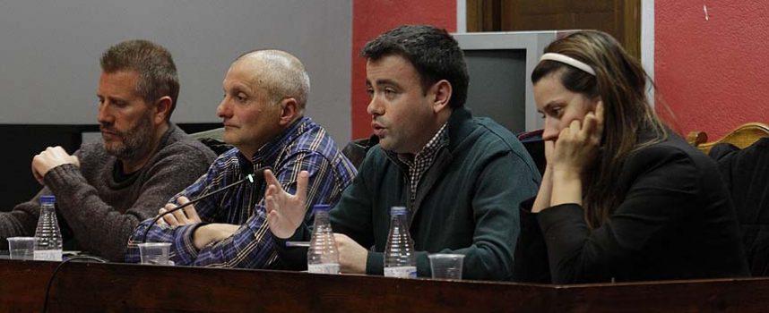 El PSOE de Cuéllar muestra su apoyo al movimiento vecinal que reivindica un auditorio para Cuéllar