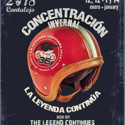 Comienza la cuenta atrás para `La Leyenda Continúa´ en Cantalejo