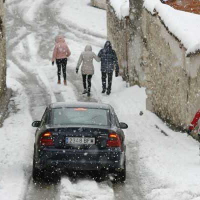 La Junta mantiene activado el nivel 2 del  Plancal por la nieve y la prevision de heladas en la provincia