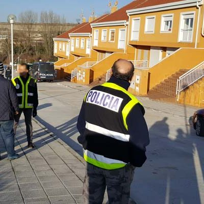 Abierta una nueva operación de la Guardia Civil en las viviendas de Fuente la Bola