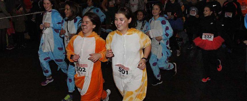 El deporte y el buen humor protagonizarán el cierre del año en la comarca con las San Silvestres
