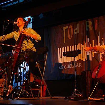Maureen Choi Quartet se sube hoy al escenario de Atodoritmo en Cuéllar