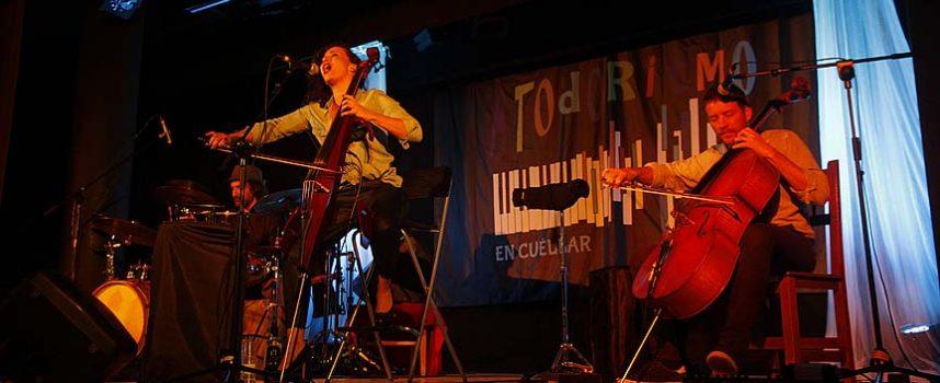 La banda multicultural Patáx abrirá el sábado 26 de enero una nueva edición de `Atodoritmo en Cuéllar´