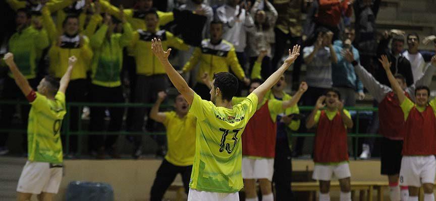 El FS Cuéllar se despidió de su afición con una victoria