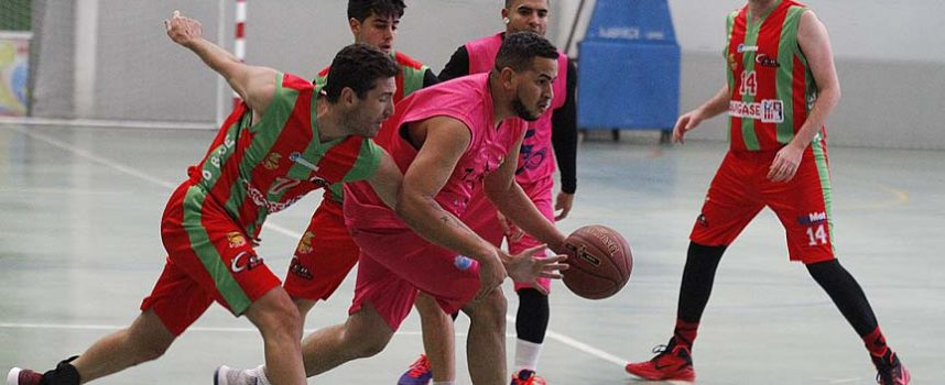 Cuéllar Basket Team escala a la segunda plaza tras ganar a Gasóleos Martín