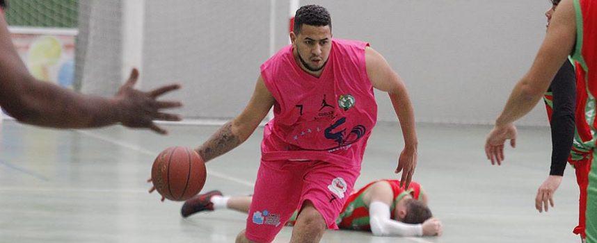 El Cuéllar Basket Team gana 90-36 a Los Jabalines con 40 puntos de Jonathan Durant