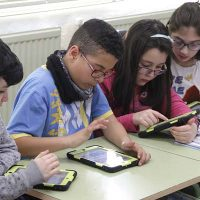 La innovación llega a las aulas del colegio San Gil