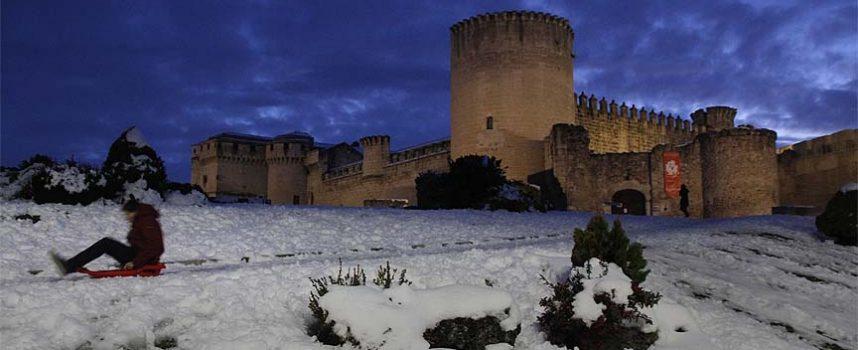 Protección Civil declara la alerta ante la previsión de nevadas y hielo en las próximas horas en la Comunidad