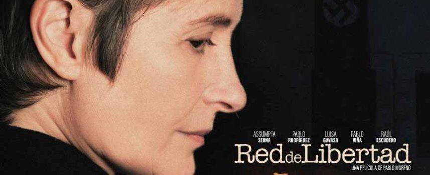 Assumpta Serna presentará el viernes en Cuéllar la película `Red de Libertad´ de la que es protagonista