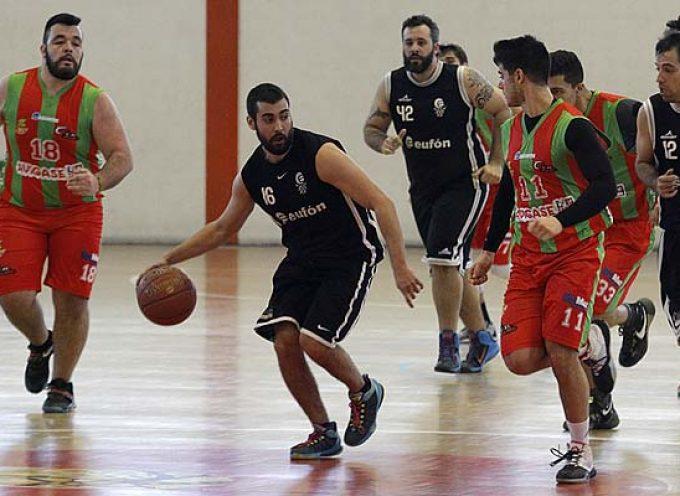 Victoria del Club Baloncesto Cuéllar ante un rival directo en uno de sus mejores partidos de la temporada