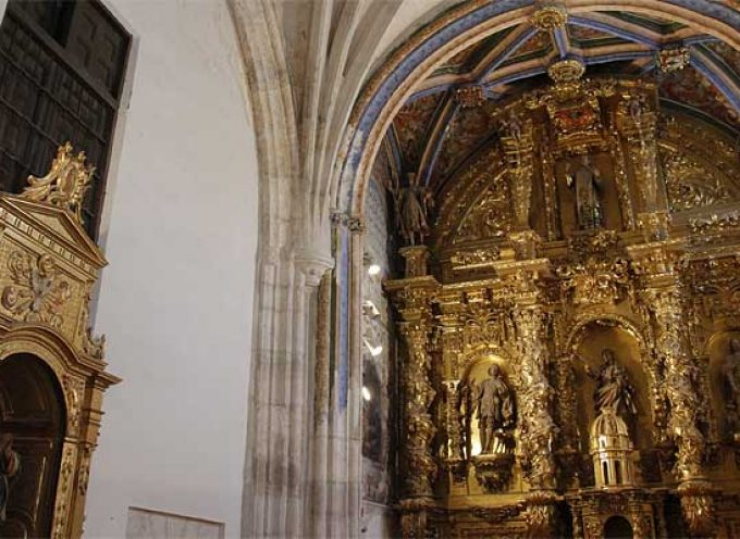 Turismo última la nueva la iluminación de la Capilla de la Magdalena