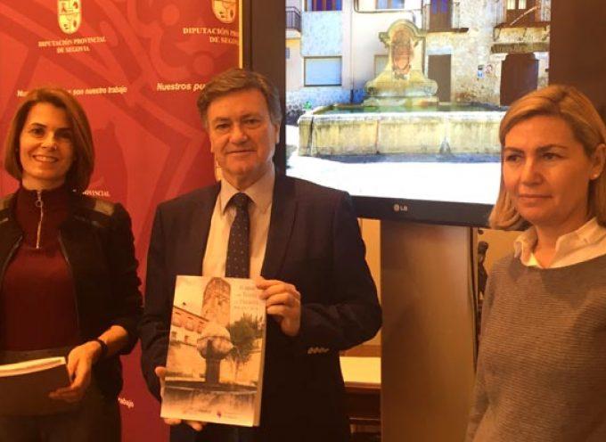 Prodestur publica un inventario de las fuentes de la comarca Tierra de Pinares