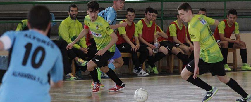 El FS Cuéllar juvenil no falla ante un combativo Alhambra Guijuelo