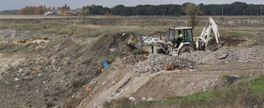 La escombrera municipal de Cuéllar será clausurada el 2 de abril