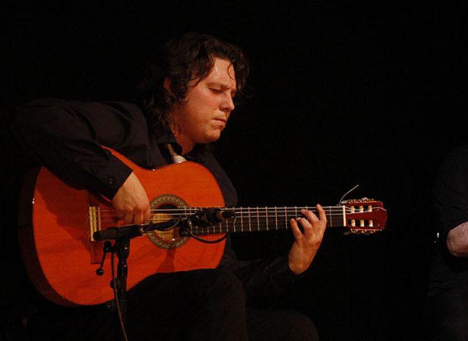 Francisco Prieto `Currito´ deleitó con alegrías, fandangos, rumbas y bulerías al público cuellarano