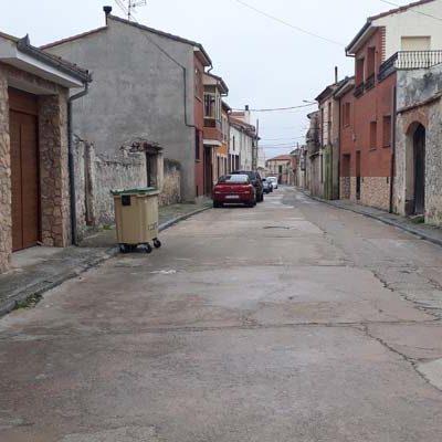 Fuenterrebollo sustituirá parte de su red de abastecimiento con ayuda de la Diputación