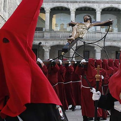 Patrimonio, silencio y devoción en el Jueves Santo cuellarano
