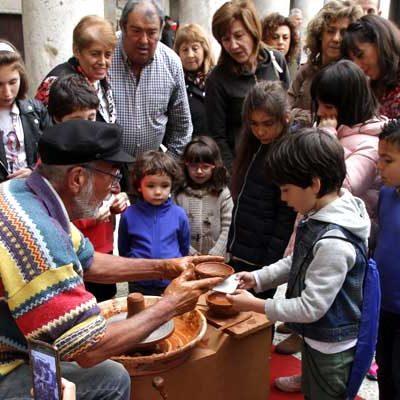 La Feria de Cuéllar afronta su recta final en esta jornada festiva en la región
