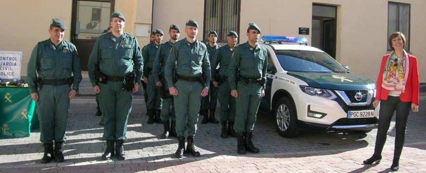 La Guardia Civil cuenta con una nueva unidad de Seguridad Ciudadana, USECIC