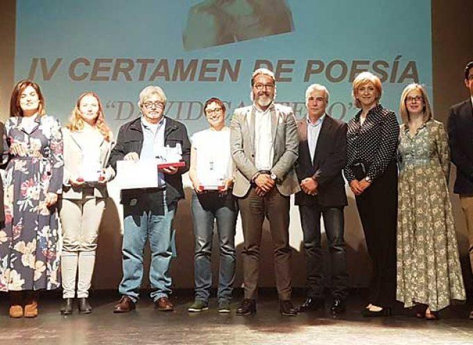 El cuellarano Andrés Suárez ganador del IV Certamen de poesía David Cantero