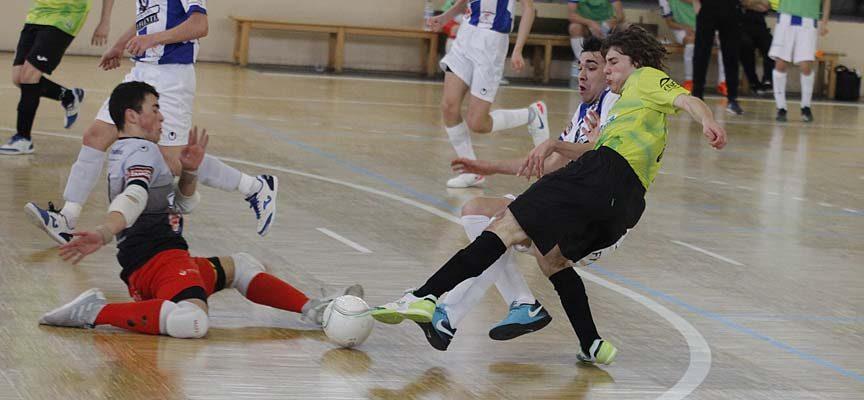 Un remodelado FS Cuéllar juvenil recibe hoy al Amistad de Burgos para iniciar la temporada en División de Honor
