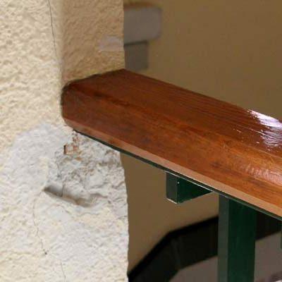 El PSOE instó al Ayuntamiento a vigilar el estado de conservación de los colegios tras el desprendimiento en el colegio San Gil
