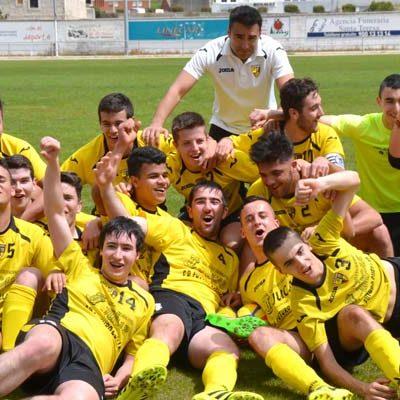 El CD Futuro Cuéllar se proclama campeón de la liga provincial juvenil