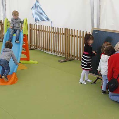 La Casa Joven contará con una ludoteca con juegos y talleres en la Feria de Cuéllar