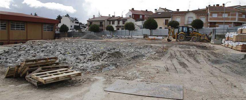 El terreno del matadero, listo para su inscripción como patrimonio municipal y su posterior cesión a Sanidad